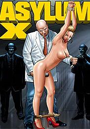 Cagri fansadox 519 Asylum X - Alexis will