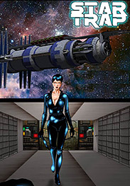 Cagri fansadox 433 - New adventure set in the wild frontiers of a futuristic space opera
